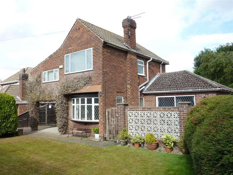4 Bedrooms Detached House for sale in FAIRFIELD AVENUE, SCARTHO, GRIMSBY