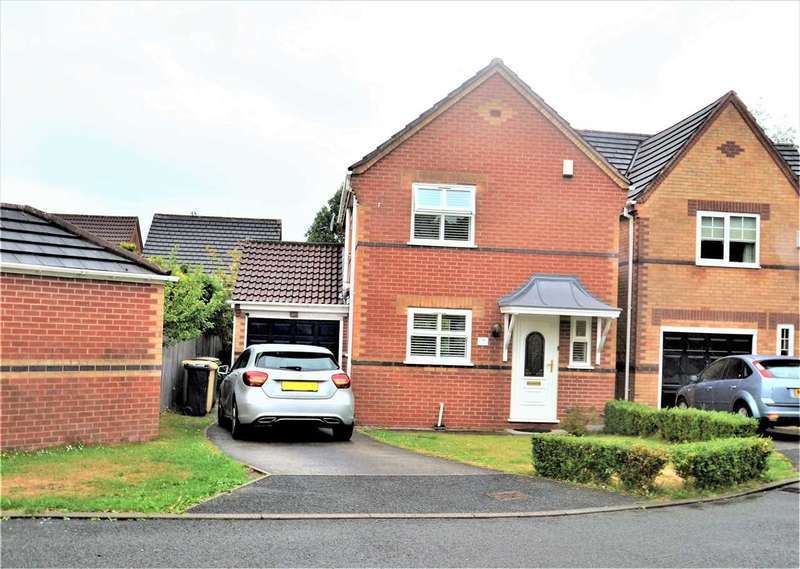 3 Bedrooms Detached House for sale in Alderton Drive, Westhoughton