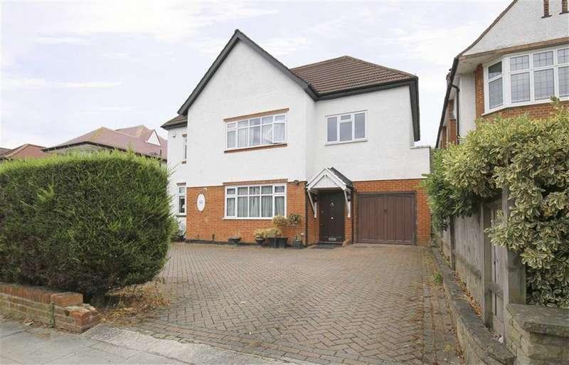 6 Bedrooms Detached House for sale in Chandos Avenue, Whetstone, London, N20