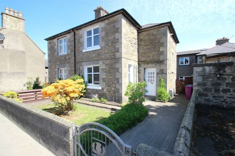 2 Bedrooms Semi Detached House for sale in Moss Street, Keith, AB55