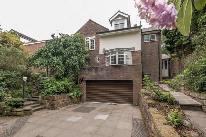 4 Bedrooms Detached House for sale in Whitbarrow Road, Lymm