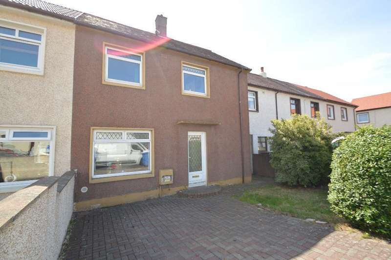 3 Bedrooms Terraced House for sale in Links Road, Saltcoats, North Ayrshire, KA21 6BH