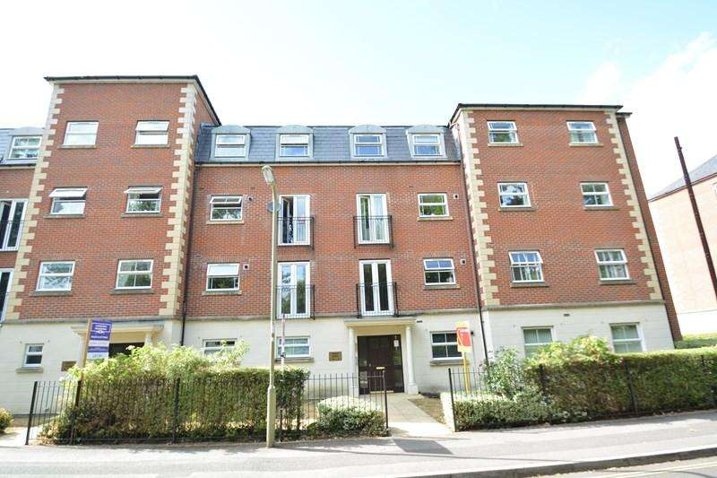 2 Bedrooms Apartment Flat for sale in Shepherds Spring Lane, Andover