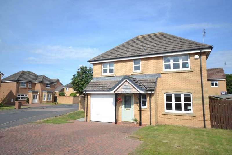 4 Bedrooms Detached Villa House for sale in 1 Whiteside Drive, Monkton, KA9 2PU