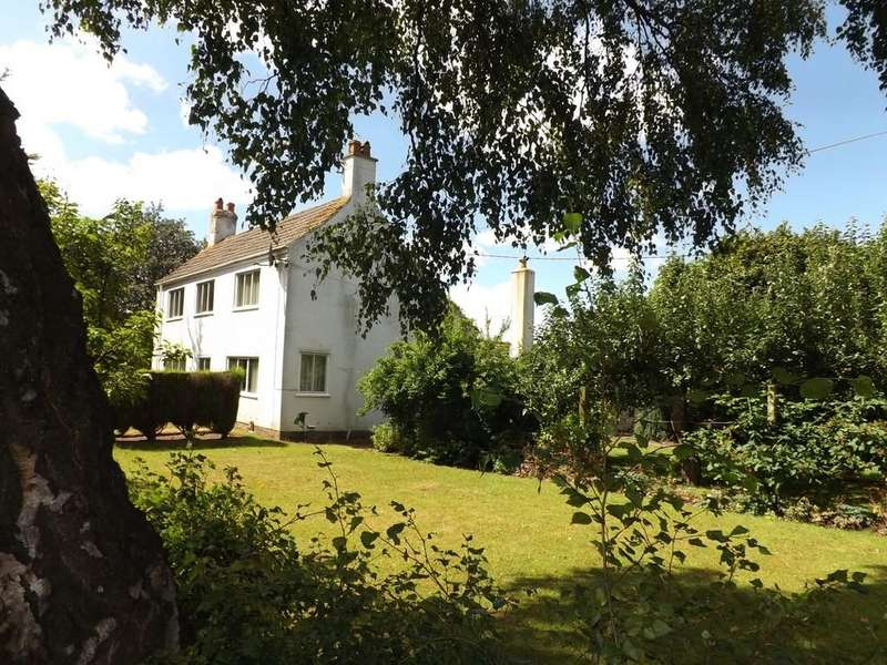 3 Bedrooms Farm House Character Property for sale in Holbeach