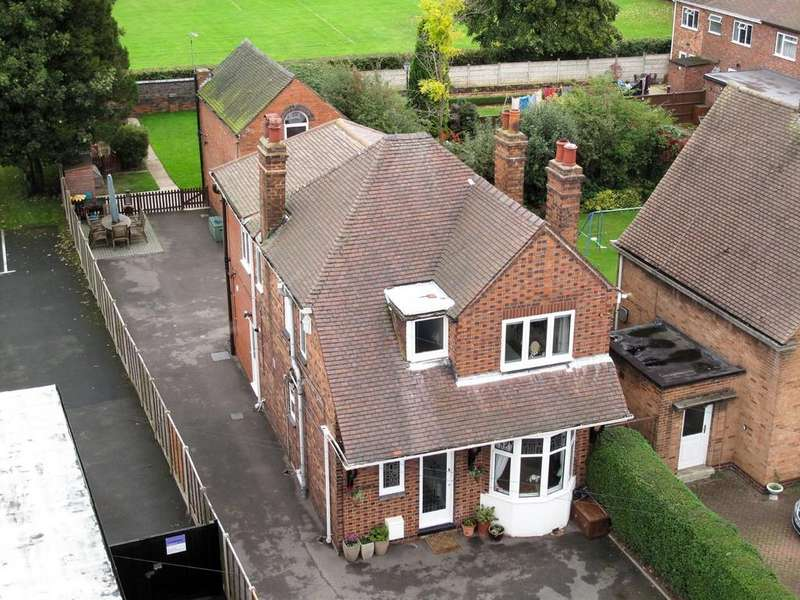 5 Bedrooms Detached House for sale in Hockley Road, Hockley