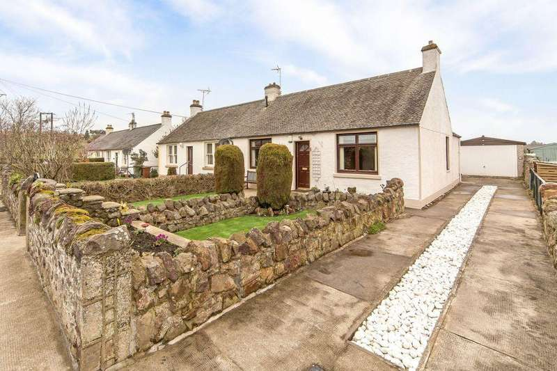 3 Bedrooms Semi Detached House for sale in 29 Drylaw Terrace, East Linton, EH40 3BA