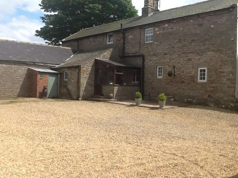 5 Bedrooms Smallholding Commercial for sale in Lees Hill Farm, Lees Hill, Brampton, Cumbria CA8