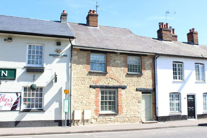 4 Bedrooms Terraced House for sale in Charnham Street, Hungerford RG17