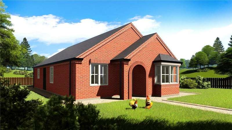 3 Bedrooms Detached Bungalow for sale in Spire View, Boston Road, Heckington, Lincolnshire, NG34