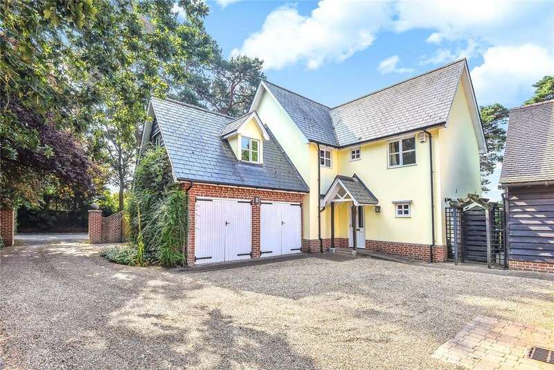 5 Bedrooms Unique Property for sale in London Road, Capel St. Mary, Ipswich, IP9
