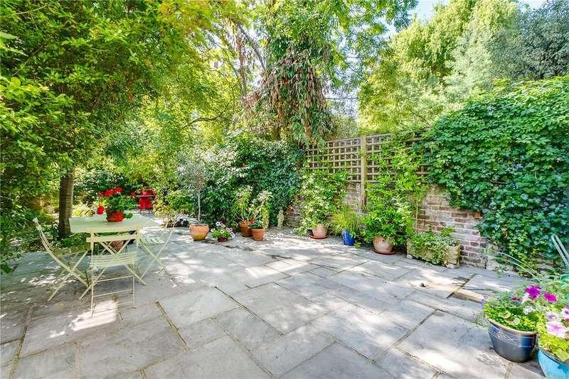 4 Bedrooms Semi Detached House for sale in Belsize Lane, Belsize Park, London, NW3