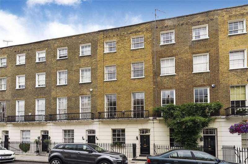 5 Bedrooms Terraced House for sale in Albion Street, Hyde Park, London, W2