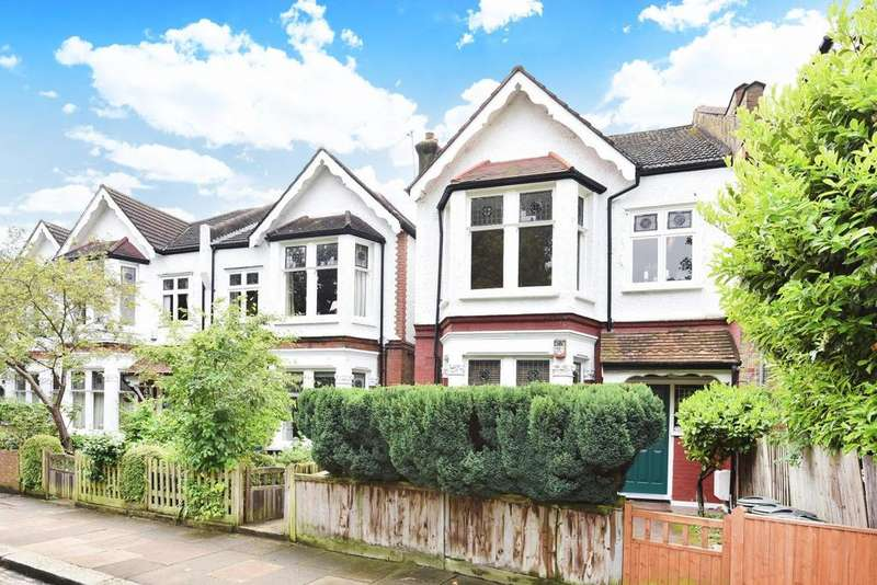 3 Bedrooms Flat for sale in Clairview Road, Furzedown