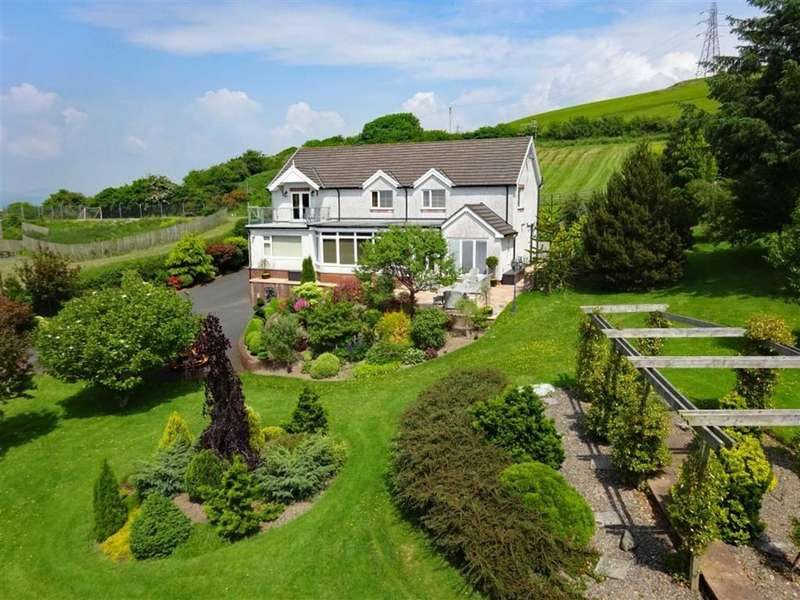 4 Bedrooms Detached House for sale in Moor Road, Ireleth, Cumbria