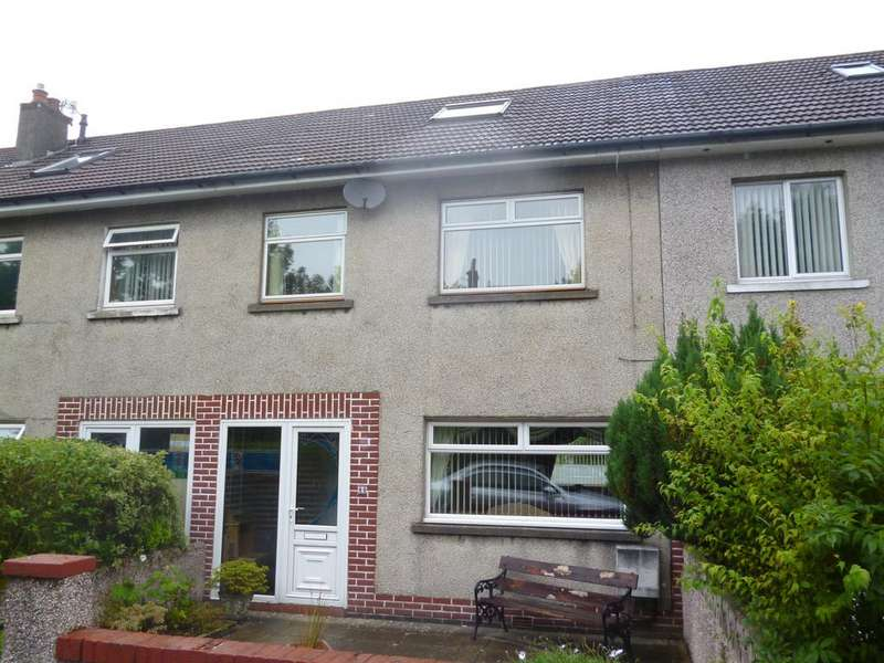 3 Bedrooms Terraced House for sale in 80 Millburn Gardens, LARGS, KA30 9NG