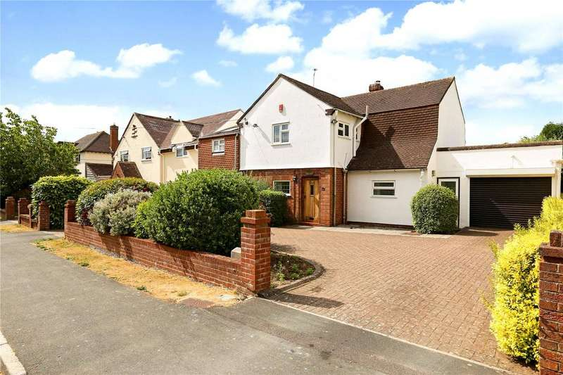 3 Bedrooms Detached House for sale in Florence Park, Almondsbury, Bristol, BS32