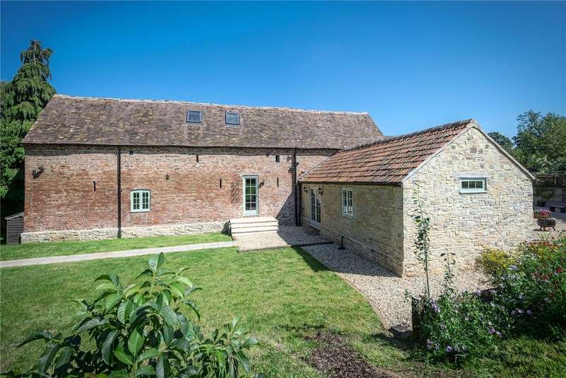 4 Bedrooms Detached House for sale in Lower Ley Lane, Minsterworth, Gloucester, Gloucestershire, GL2