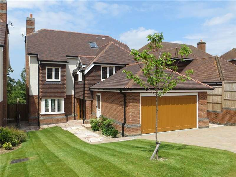6 Bedrooms Detached House for sale in Ashwell Street, ASHWELL, SG7