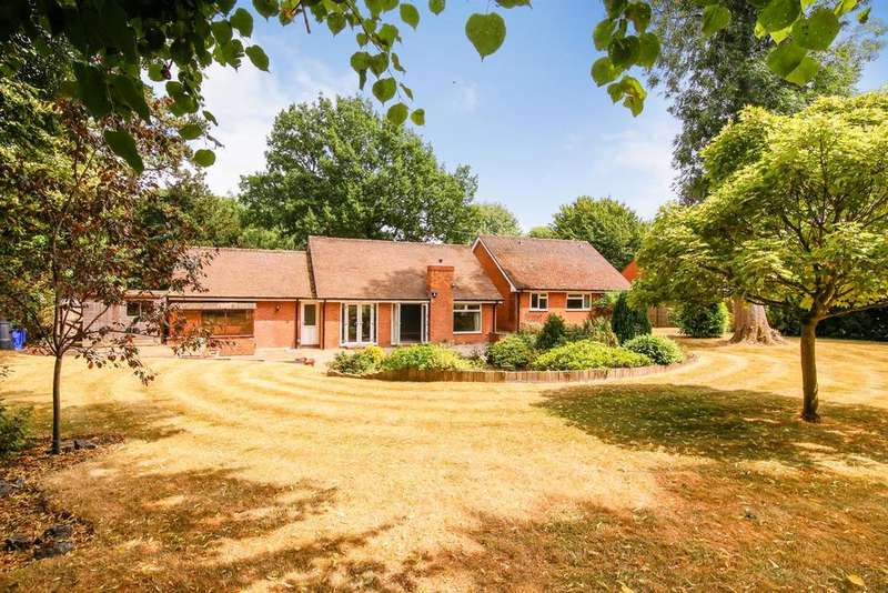 4 Bedrooms Detached House for sale in Gable Close, Bilton, Rugby
