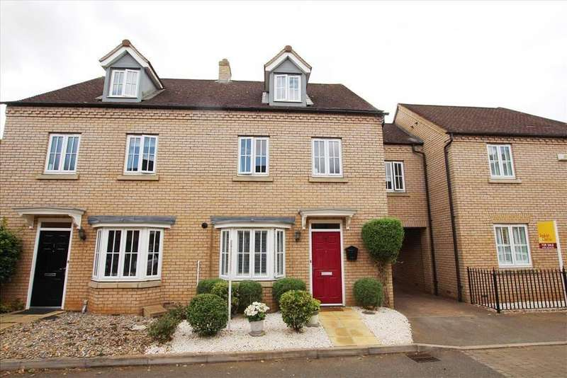 4 Bedrooms Link Detached House for sale in Ibbett Lane, Potton, SG19