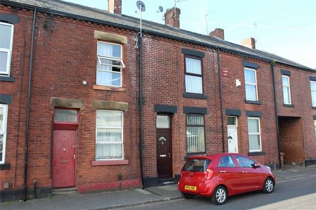 2 Bedrooms Terraced House for sale in Wharf Street, Dukinfield, Greater Manchester