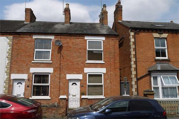 2 Bedrooms End Of Terrace House for sale in Gladstone Street, Market Harborough, Leicestershire