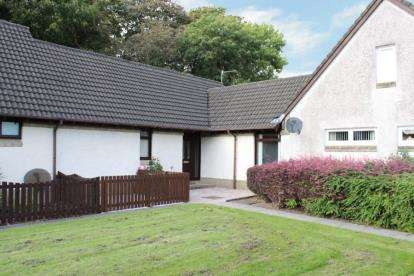 2 Bedrooms Bungalow for sale in Parkside, Bourtreehill South, Irvine, North Ayrshire