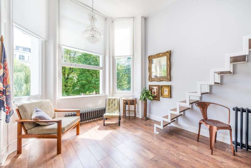 Studio Flat for sale in Colville Gardens, Westbourne Grove, W11