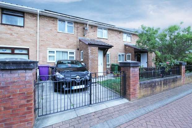 3 Bedrooms Terraced House for sale in Dunkerron Close, Liverpool, Merseyside, L27 1XG
