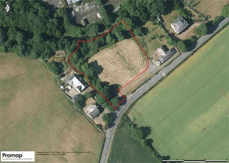 Land Commercial for sale in Plot 1, The Glebe, Ayton, Berwickshire