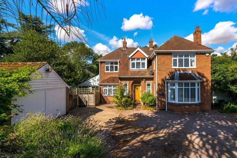 4 Bedrooms Detached House for sale in Northorpe Road, Donington, Spalding, Lincolnshire, PE11