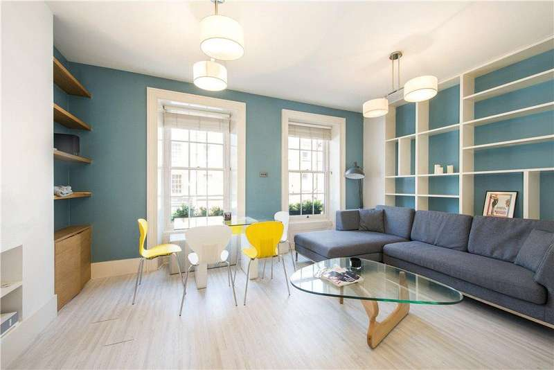 1 Bedroom Apartment Flat for sale in Admiral Court, 45 Blandford Street, London