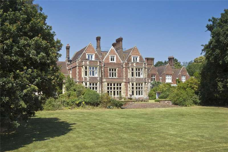 7 Bedrooms Terraced House for sale in Brantham Court, Brantham, Manningtree, Suffolk, CO11