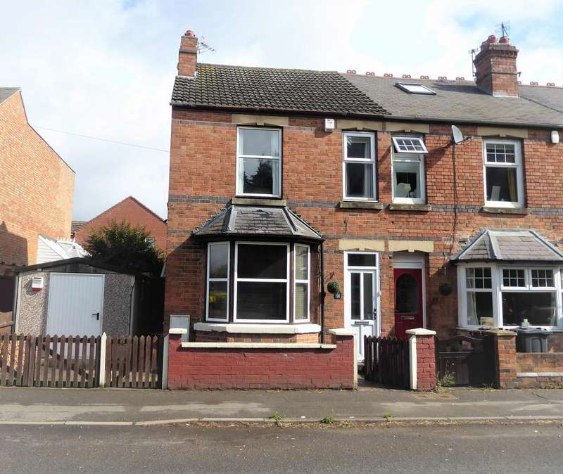 4 Bedrooms End Of Terrace House for sale in Saxby Road, Melton Mowbray