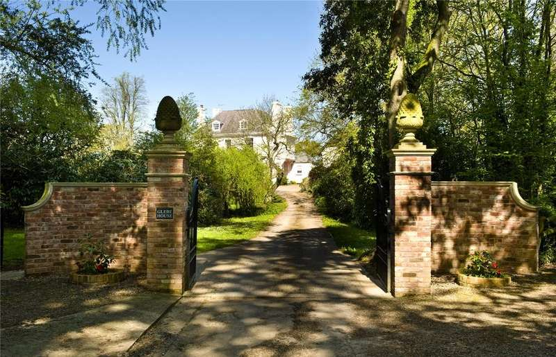 7 Bedrooms Detached House for sale in Farringdon, Exeter, Devon, EX5