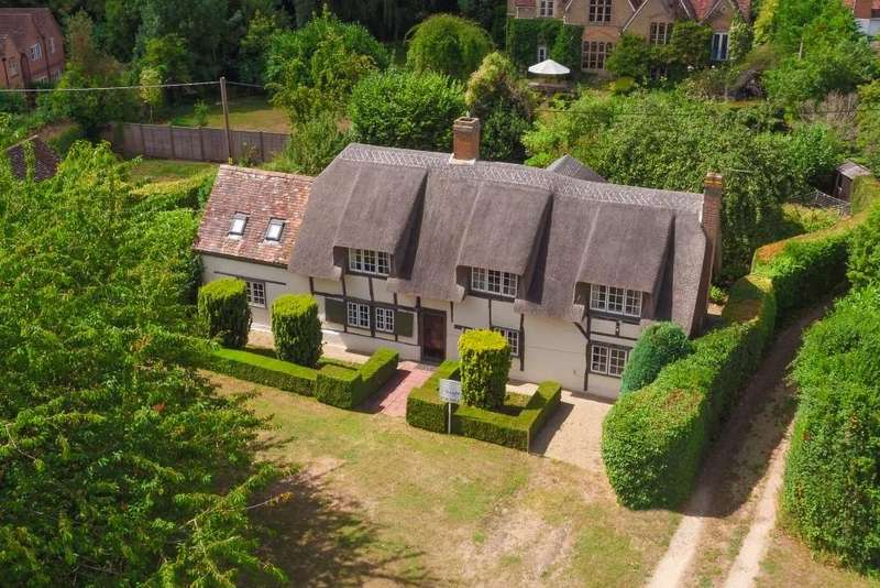 4 Bedrooms Detached House for sale in The Green, Marsh Baldon
