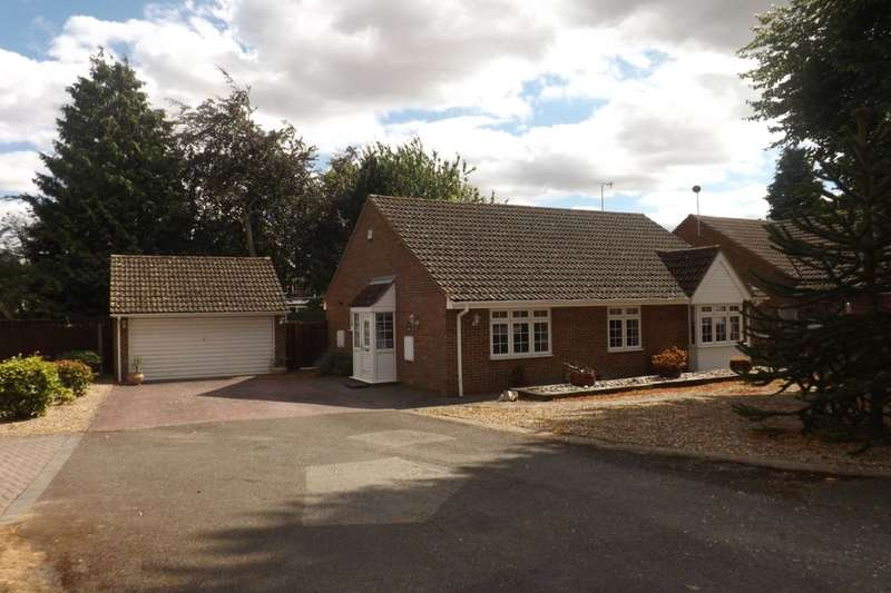 3 Bedrooms Detached Bungalow for sale in Friary Field, Dunstable, LU6