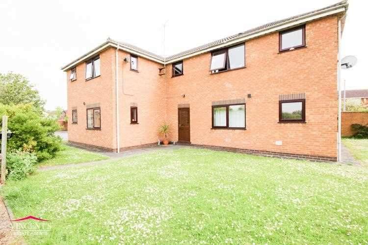 Maisonette Flat for sale in Spinney Halt, Whetstone, Leicester