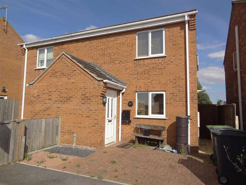 2 Bedrooms Detached House for sale in Orchard Close, Great Hale, Sleaford
