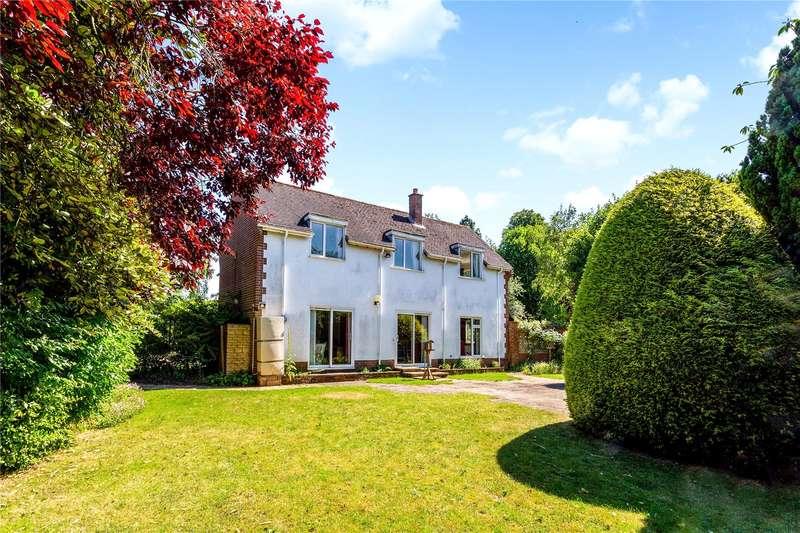4 Bedrooms Detached House for sale in Mixon Close, Etchilhampton, Devizes, Wiltshire, SN10