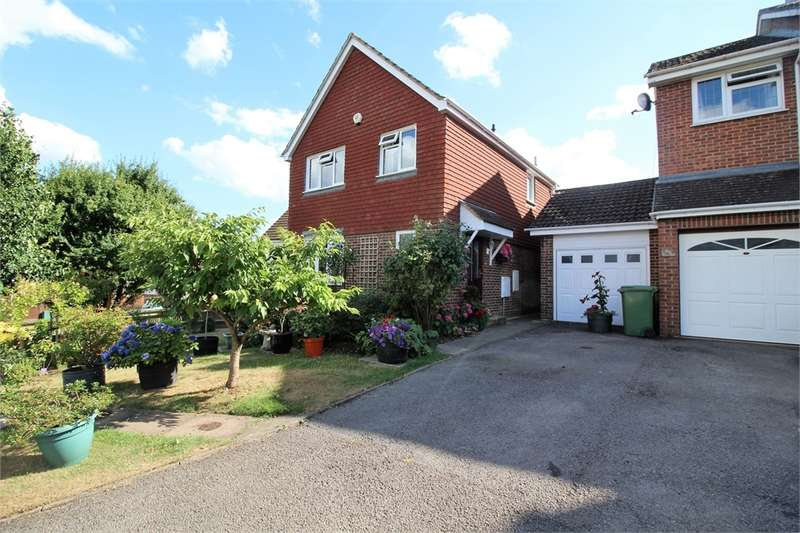 3 Bedrooms Detached House for sale in Prince William Drive, Tilehurst, READING, Berkshire