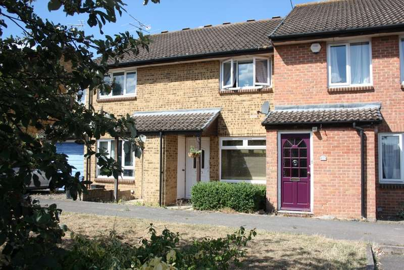 2 Bedrooms Terraced House for sale in Binbrook Close, Lower Earley, Reading, RG6