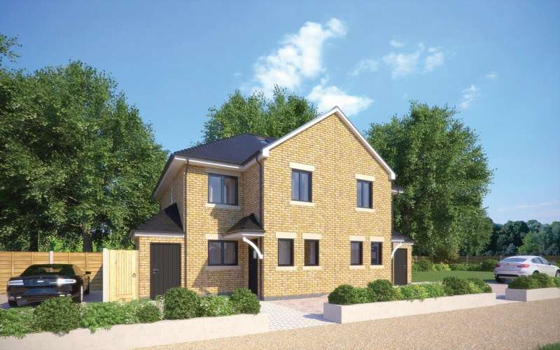 4 Bedrooms House for sale in Pear Tree Close, Chessington