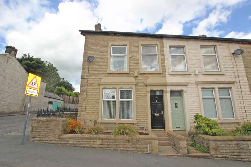 4 Bedrooms End Of Terrace House for sale in Lynwood Avenue Darwen BB3 0HZ