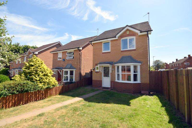 3 Bedrooms Detached House for sale in Selvester Drive, Quorn, Loughborough