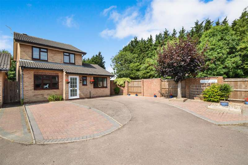 3 Bedrooms Detached House for sale in Kelcey Road, Quorn, Loughborough