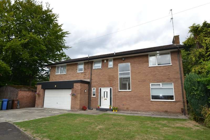 5 Bedrooms Detached House for sale in High Lea, Cheadle