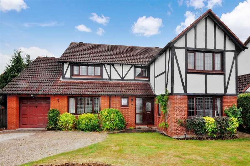 5 Bedrooms Detached House for sale in Tudor Way, Great Boughton, Chester