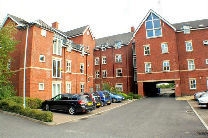 2 Bedrooms Flat for sale in Clarendon Place, 22 - 26 Wellington Road,